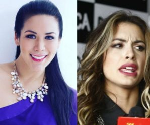 Magdyel Ugaz será la nueva 'Colorina'  y reemplazará a Milett Figueroa