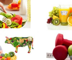 Dieta disociada de 7 días Recomendada!!