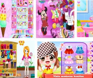Los juegos de chicas para niñas mas divertidos