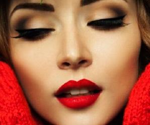 5 Consejos para pintarse los labios rojos