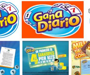 Lotería GanaDiario La mejor lotería.