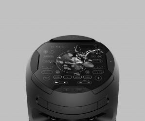 ¡Ahora Si No tienes Pretextos! Con La Bocina V81D Tienes el mejor Sonido Para Tu FIESTA, Con entrada HDMI y Luces 360º
