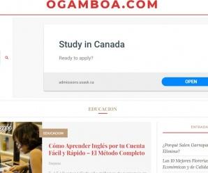 Revista Digital En Español Ogamboa.com